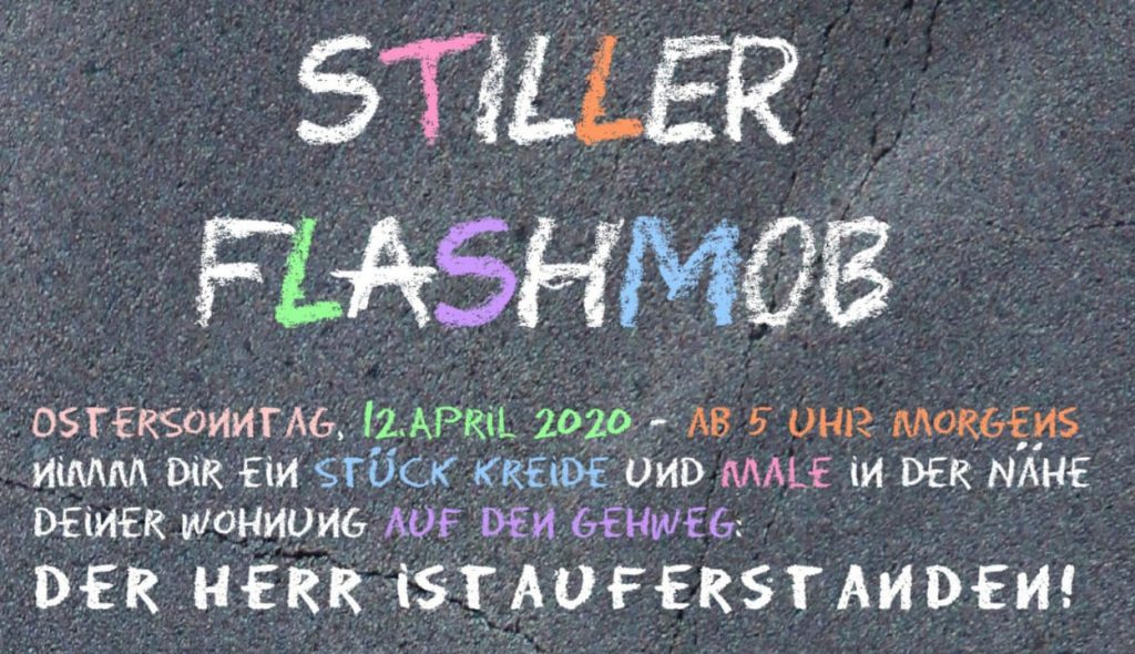 STILLER FLASHMOB
